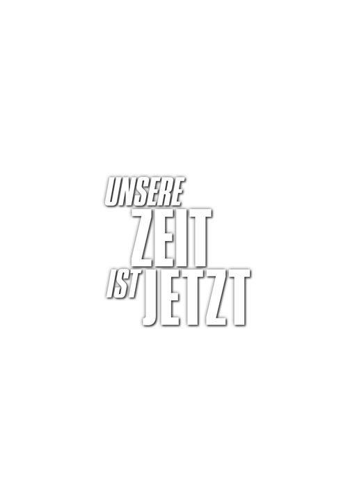 Unsere Zeit ist jetzt - Logo - Bildquelle: 2016 Mr. Brown Entertainment Filmproduktion GmbH / Chimperator Films GmbH /Barefoot Films GmbH/ Warner Bros. Entertainment GmbH. All rights reserved