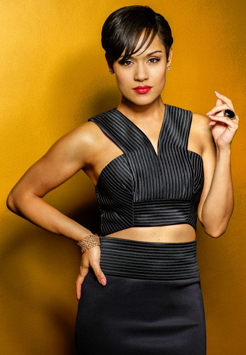 Empire_Darsteller_Bilder_Gold_Anika_Calhoun_Grace_Gealey - Bildquelle: 2014 Fox Broadcasting Co.