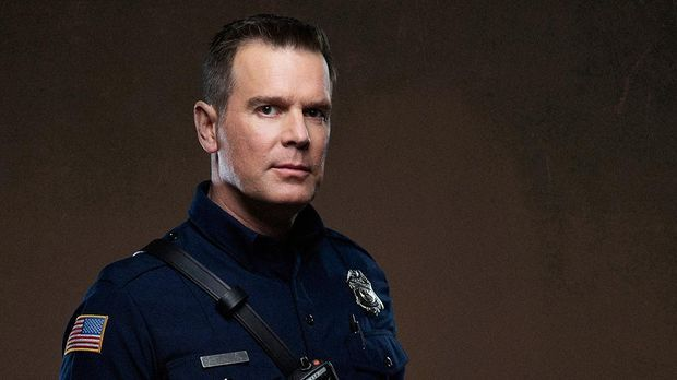 9-1-1: Peter Krause als Bobby Nash