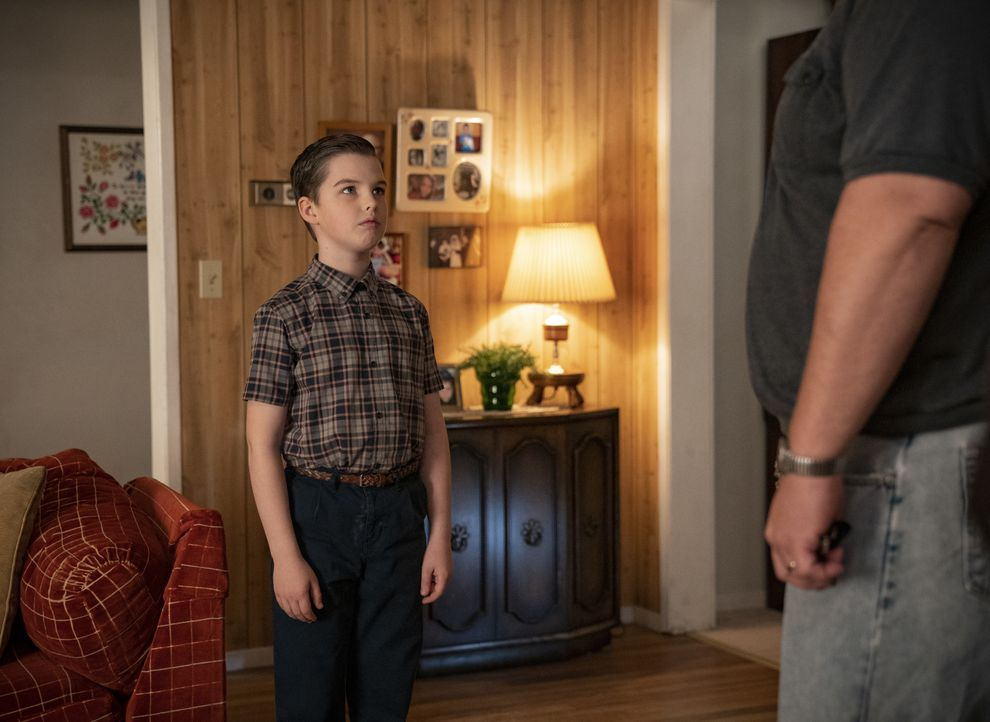 Sheldon (Iain Armitage) - Bildquelle: Michael Desmond 2019 Warner Bros. Entertainment Inc.  All Rights Reserved. / Michael Desmond