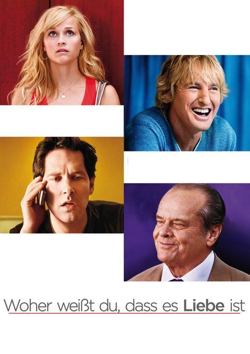 Woher weißt du, dass es Liebe ist? - Plakatmotiv - Bildquelle: 2010 Columbia Pictures Industries, Inc. All Rights Reserved.