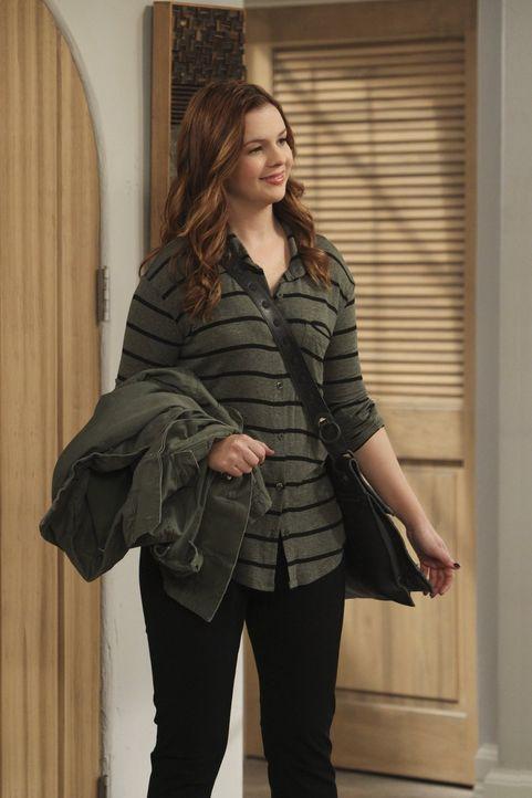 Soll das wirklich schon alles gewesen sein? Jenny (Amber Tamblyn) will sich nicht damit abfinden, dass ihre Beziehung zu Brooke zunehmend sexfrei un... - Bildquelle: Warner Brothers Entertainment Inc.