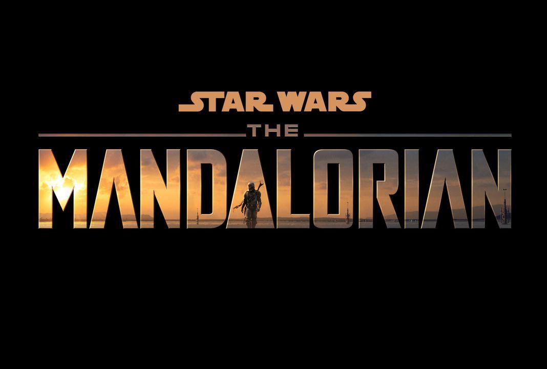 The Mandalorian - Logo - Bildquelle: 2020 Lucasfilm Ltd.