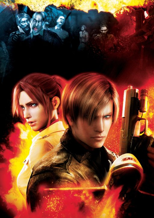 RESIDENT EVIL: DEGENERATION - Artwork - Bildquelle: 2008 Capcom Co., Ltd. and Resident Evil CG Film Partners. All Rights Reserved.