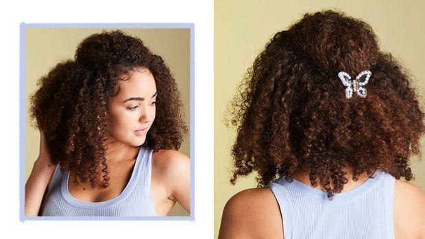 Der Claw Clip ist das It-Piece der Saison – warum Haarklammern dieses Jahr ih...