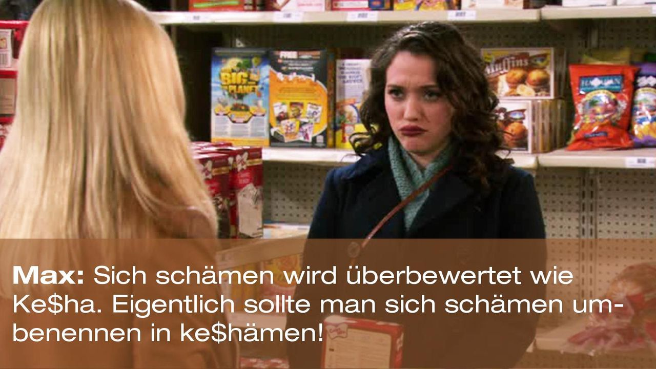 2-broke-girls-zitate-staffel1-episode-13-geheime-zutat-kesha-toilette-warnerpng 1600 x 900 - Bildquelle: Warner Brothers Entertainment Inc.