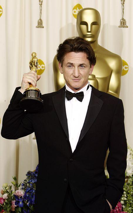 Bester-Hauptdarsteller-2004-Sean-Penn-AFP - Bildquelle: AFP