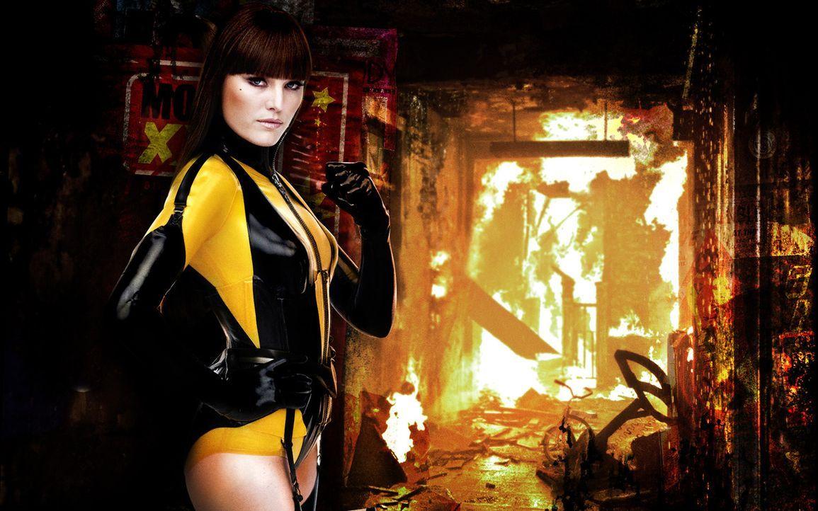 Eigentlich hat Silk Spectre II (Malin Akerman) keine Lust darauf, eine Superheldin zu sein, doch dann erfährt sie, in welcher Beziehung der ermorde... - Bildquelle: Paramount Pictures