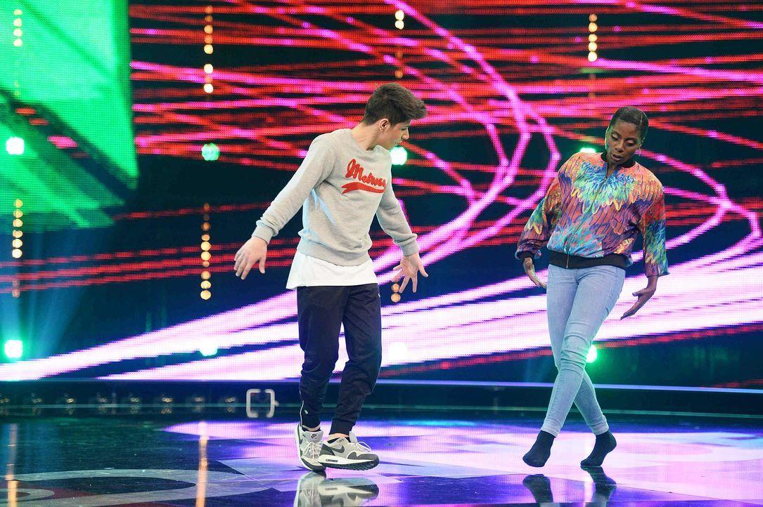 Got-To-Dance-Ferhat-Satan-07-SAT1-ProSieben-Willi-Weber - Bildquelle: SAT.1/ProSieben/Willi Weber