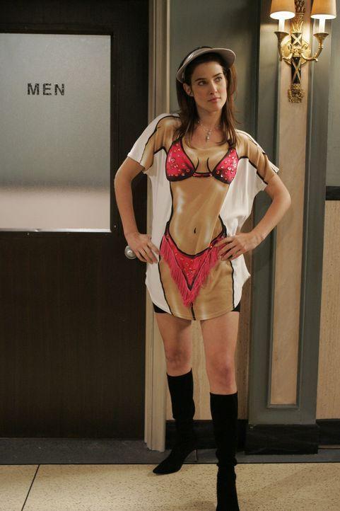 Um bei der Hochzeit von Marshall und Lily dabei zu sein, lässt Robin (Cobie Smulders) selbstverständlich sofort alles stehen und liegen ... - Bildquelle: 20th Century Fox International Television