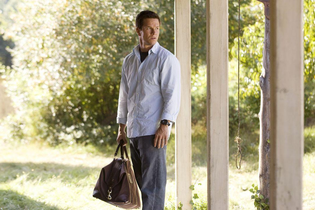 Um der Suizid-Epidemie zu entkommen, entschließt sich Naturkundelehrer Elliot Moore (Mark Wahlberg) zusammen mit seiner Frau Alma aufs Land zu flie... - Bildquelle: 20th Century Fox