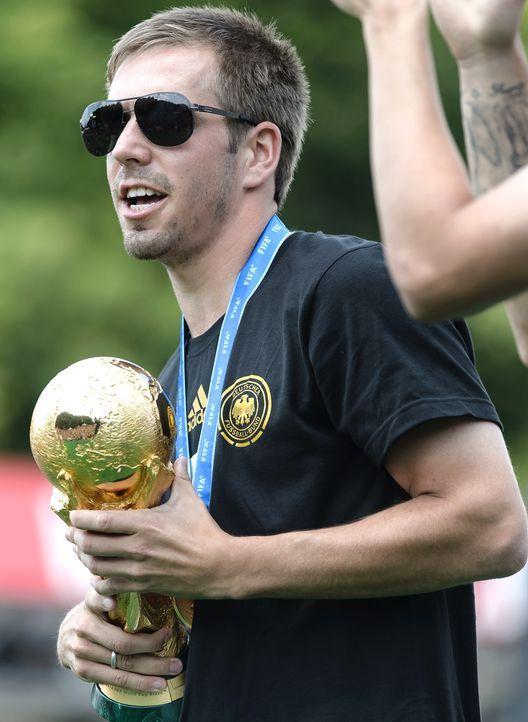 Philipp-Lahm-CLEMENS-BILAN-AFP - Bildquelle: Clemens Bilan/AFP
