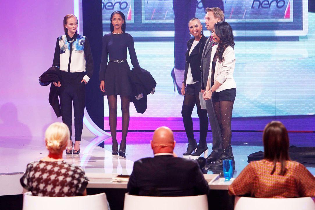 Fashion-Hero-Epi07-Gewinneroutfits-Jila-und-Jale-Karstadt-08-Richard-Huebner - Bildquelle: Richard Huebner