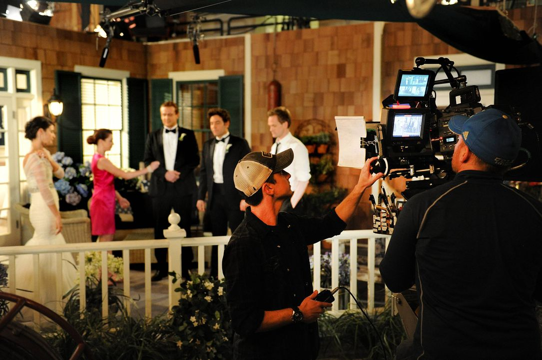 HIMYM- Behind the scenes- Last Forever Part1 (2) - Bildquelle:  CBS Broadcasting, Inc. All rights reserved