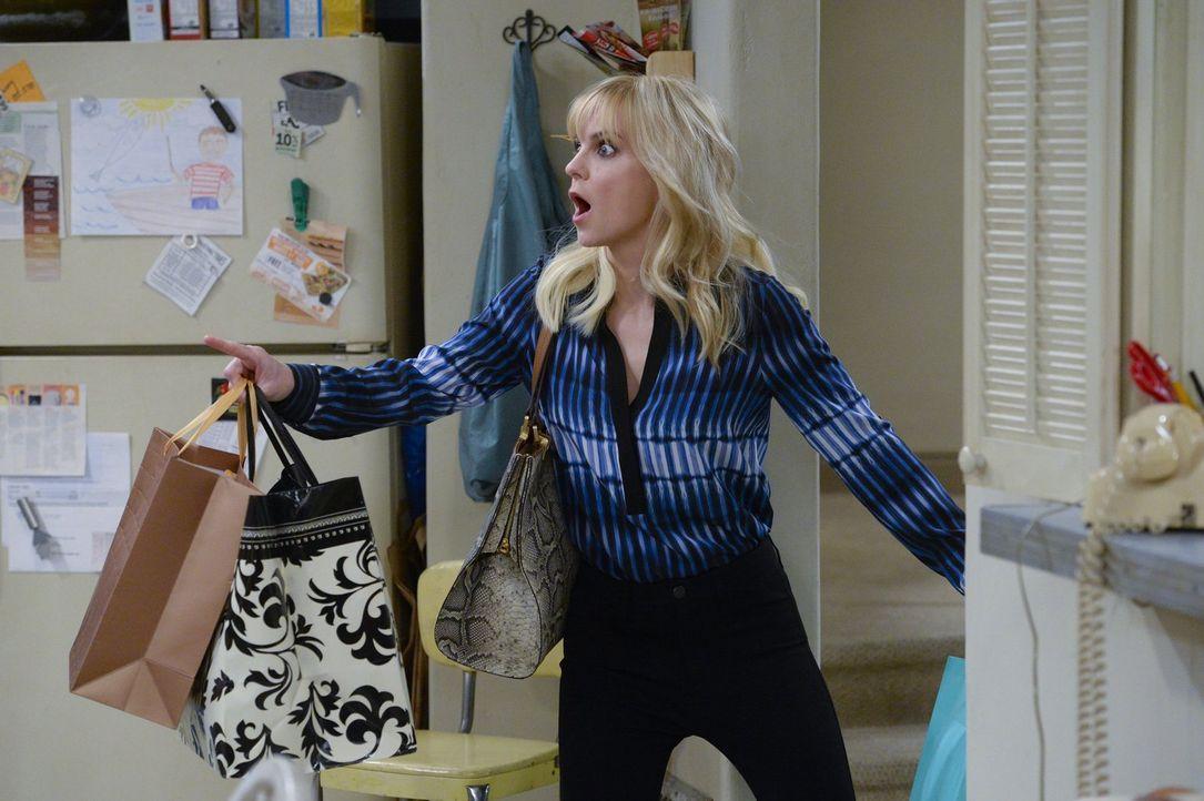 Christy (Anna Faris) ist von ihrem neuen Job als Jills Assistentin begeistert, bestehen ihre Pflichten doch lediglich darin, Jill zur Massage und zu... - Bildquelle: 2015 Warner Bros. Entertainment, Inc.