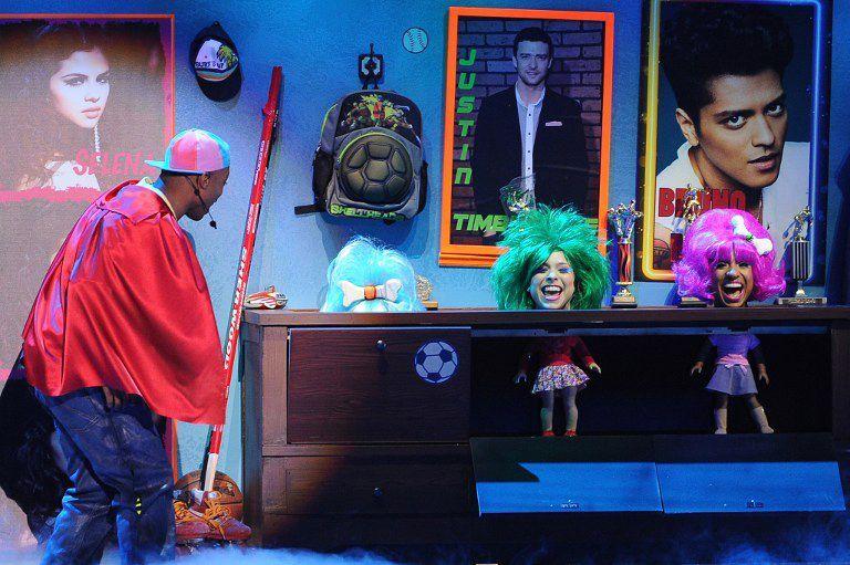 Kids-Choice-Awards-Todrick-Hall-4-14-03-29-getty-AFP - Bildquelle: getty-AFP