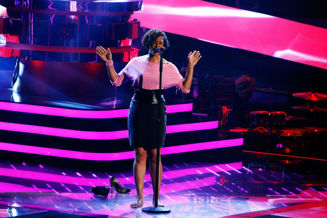 sandra-05-the-voice-of-germany-staffel-2-epi05-showjpg 2448 x 1632 - Bildquelle: SAT.1/ProSieben/Richard Hübner