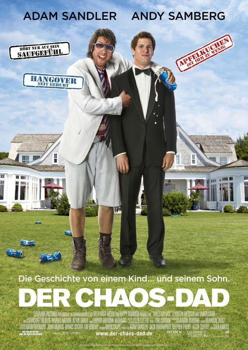 chaos-dad-01-sony-pictures-releasing-gmbhjpg 990 x 1400 - Bildquelle: Sony Pictures Releasing GmbH