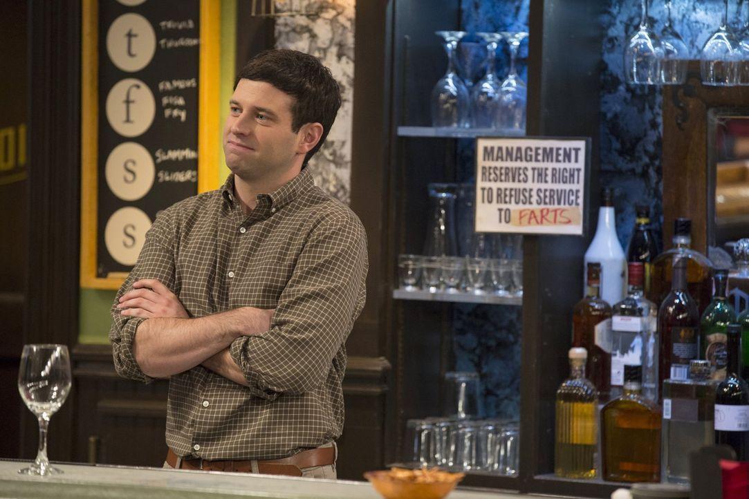 Ist viel zu sensibel für Dannys Geschmack: Justin (Brent Morin) ... - Bildquelle: Warner Brothers