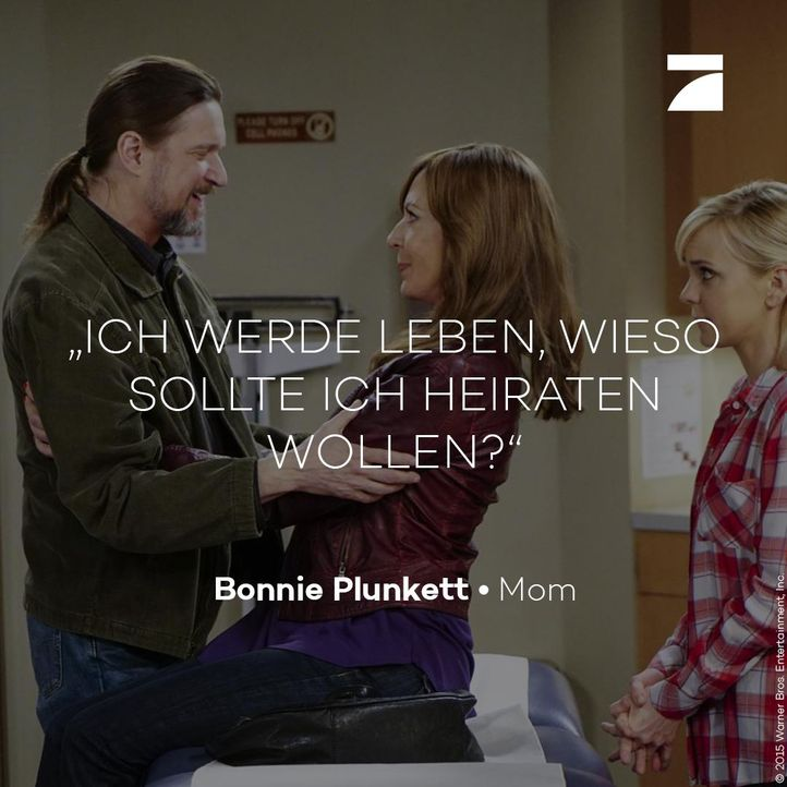Bonnie - Staffel 3 Episode 14 - Bildquelle: 2016 Warner Bros. Entertainment, Inc.