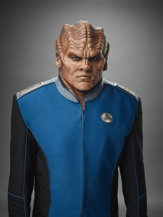 Lieutenant Commander Bortus (Peter Macon) - Bildquelle: Andrew Eccles 2019 Twentieth Century Fox Film Corporation.  All rights reserved.