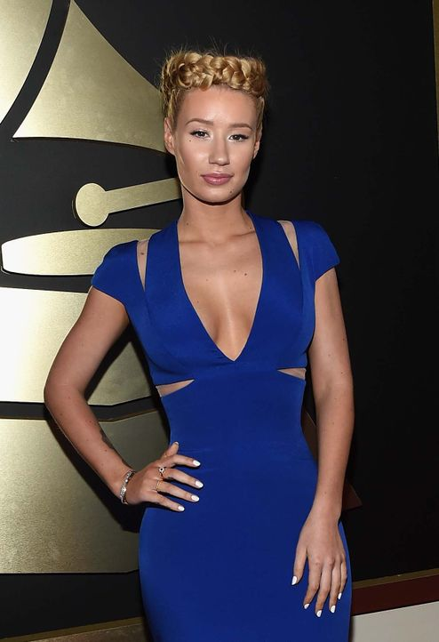 Iggy-Azalea-getty-AFP - Bildquelle: getty/AFP