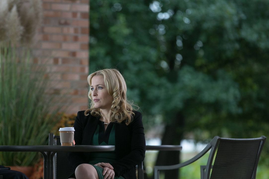 Wie weit wird Meg Fitch (Gillian Anderson) gehen, um ihre Tochter zu retten? - Bildquelle: 2013-2014 NBC Universal Media, LLC. All rights reserved.