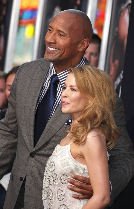 Premiere-Hercules-Dwayne-Johnson-Kylie-Minogue-14-07-23-dpa - Bildquelle: dpa