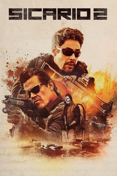 Sicario 2 - Artwork - Bildquelle: 2018 Soldado Movie, LLC. All Rights Reserved.