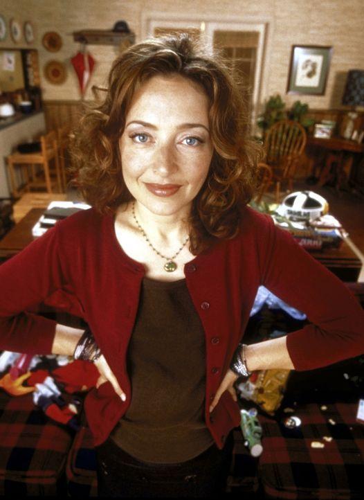 (1. Staffel) - Als Lehrerin fühlt sich Caroline (Catherine Lloyd Burns) verpflichtet, hochbegabte Kinder zu fördern. - Bildquelle: TM +   2000 Twentieth Century Fox Film Corporation. All Rights Reserved.