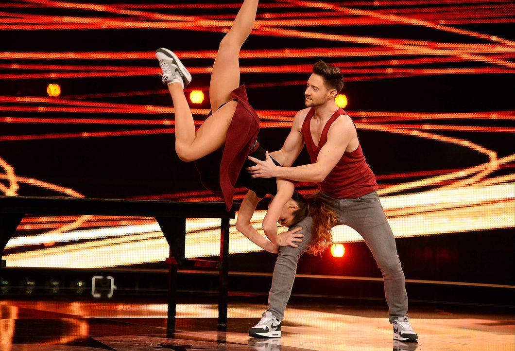 Got-To-Dance-SoulSpeaker-03-SAT1-ProSieben-Willi-Weber - Bildquelle: SAT.1/ProSieben/Willi Weber