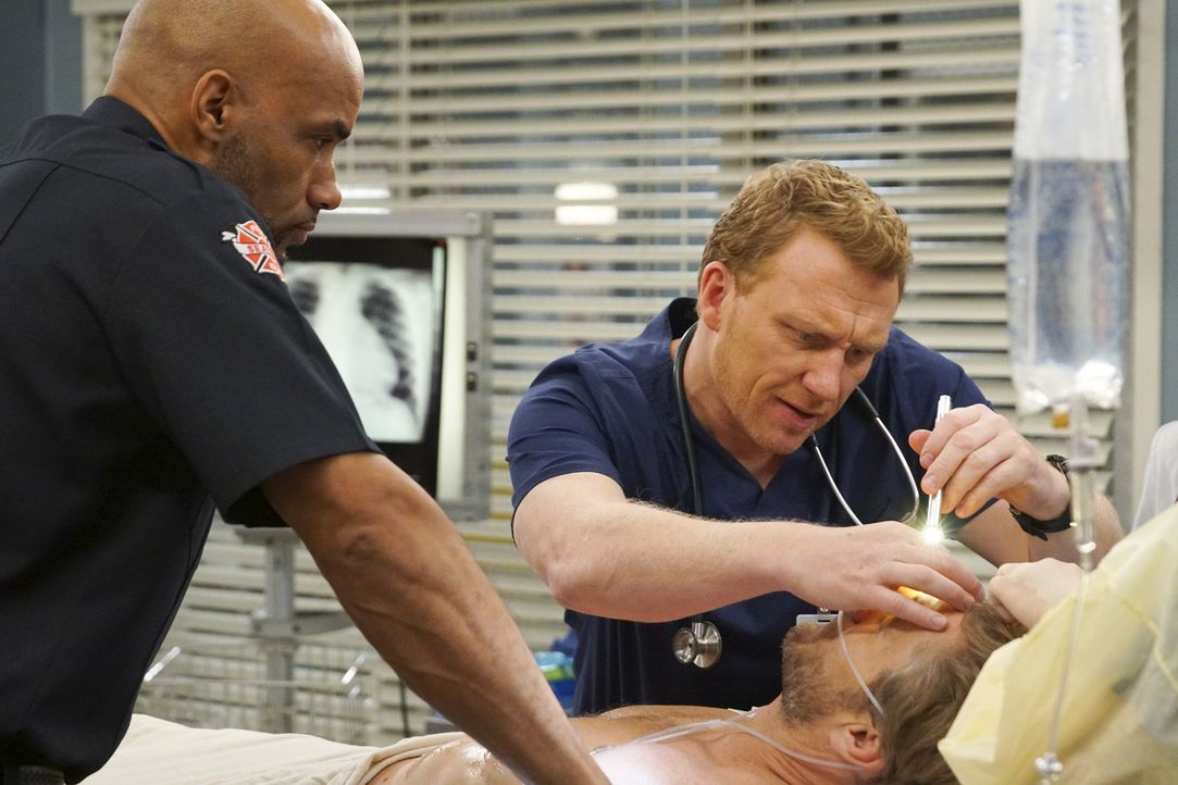 Dr. Owen Hunt (Kevin McKidd) - Bildquelle: Scott Everett White ABC Studios