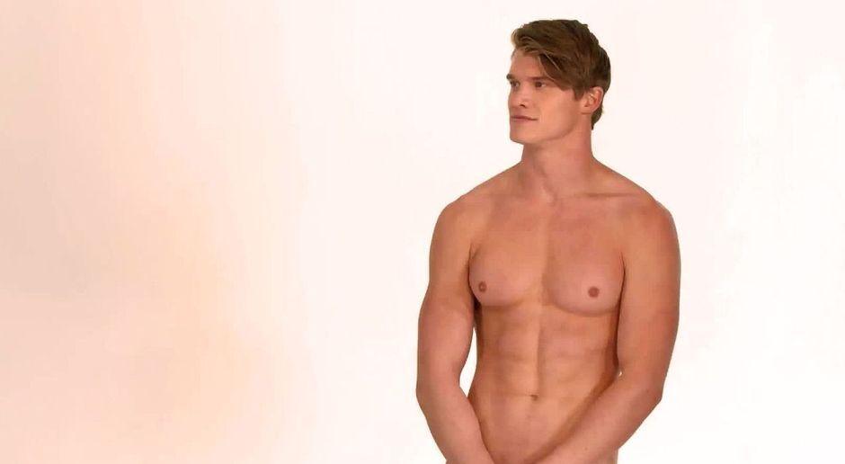 Männliche Modelle nackt