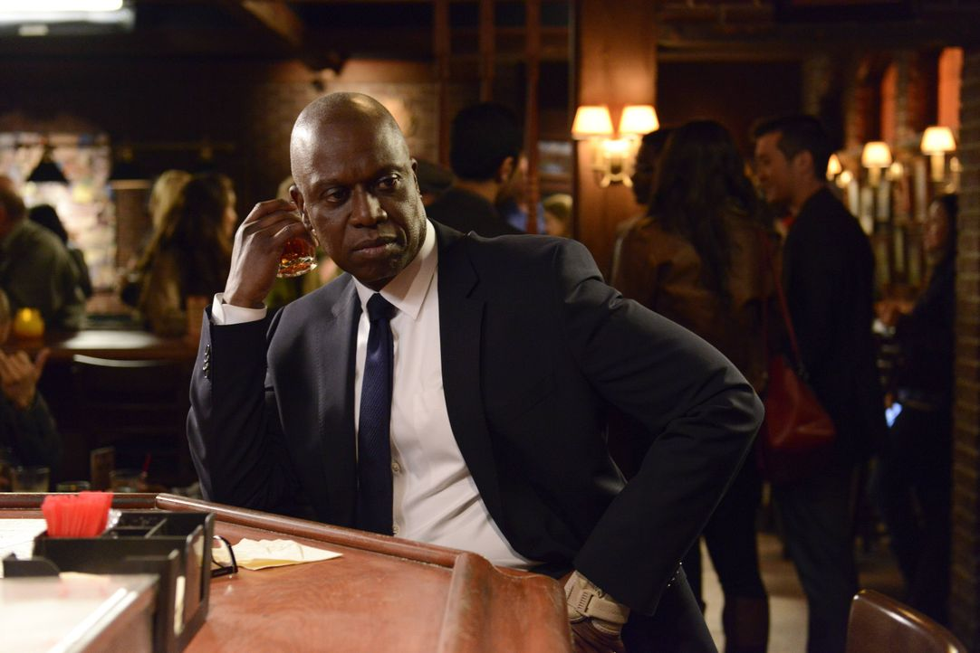 Captain Ray Holt (Andre Braugher) - Bildquelle: Erica Parise 2013 NBC Studios LLC. All Rights Reserved. / Erica Parise