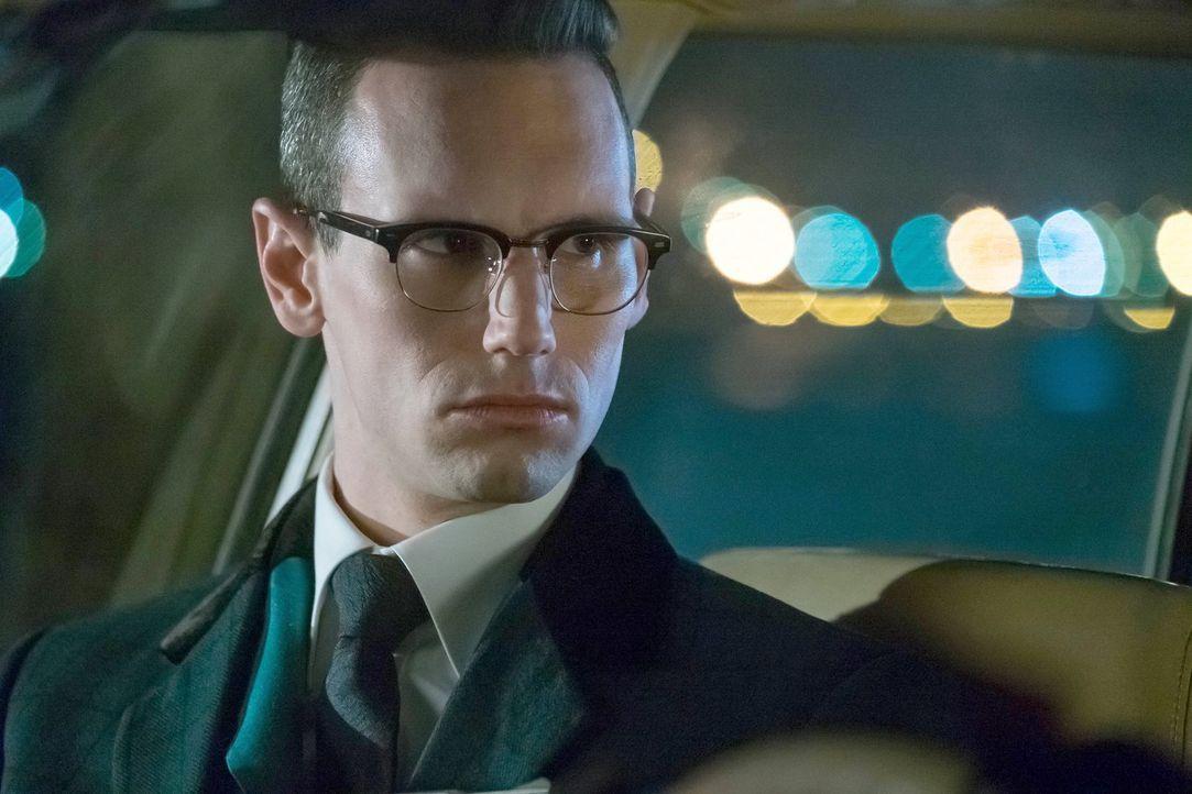 In Gotham schließen sich einige der übelsten Bösewichte zusammen, während Edward Nygma (Cory Michael Smith) weiterhin seine Eroberung der Stadt durc... - Bildquelle: Warner Brothers