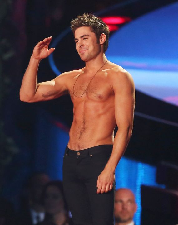 MTV-Movie-Awards-Zac-Efron-140313-6-getty-AFP - Bildquelle: getty-AFP
