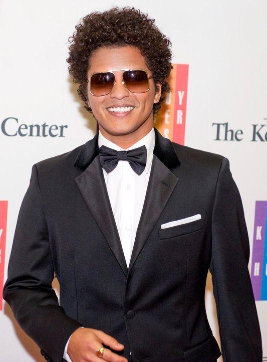 Bruno-Mars-14-12-06-dpa - Bildquelle: dpa