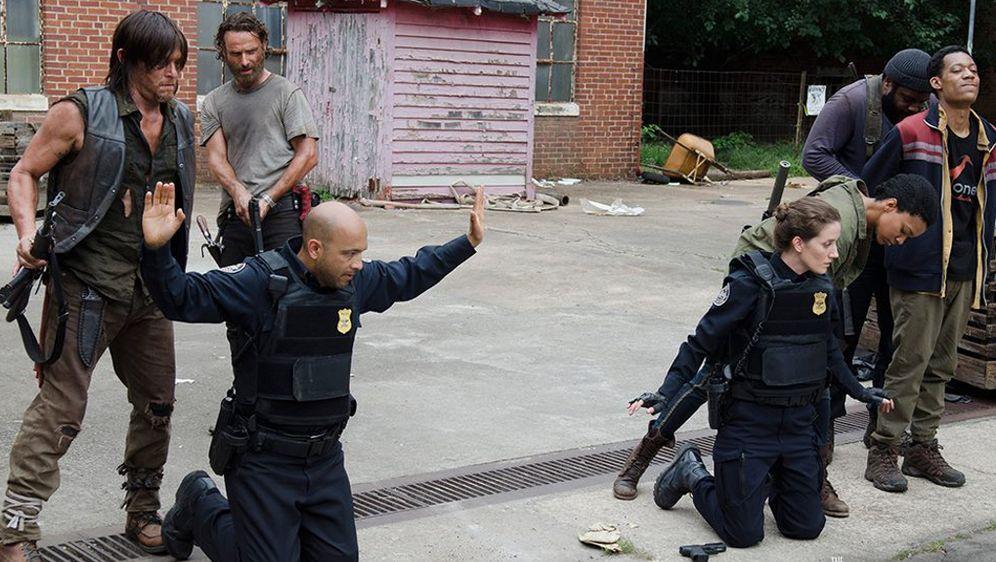 Sendetermin The Walking Dead Staffel 5