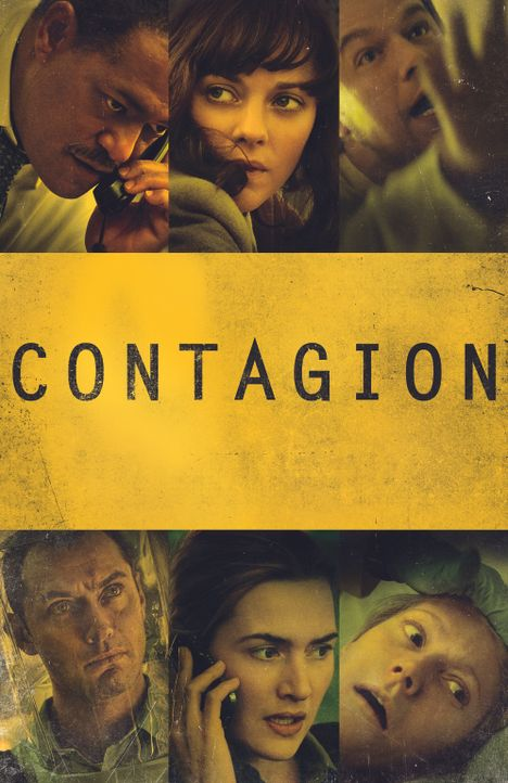 Contagion - Artwork - Bildquelle: Warner Bros. Entertainment Inc.