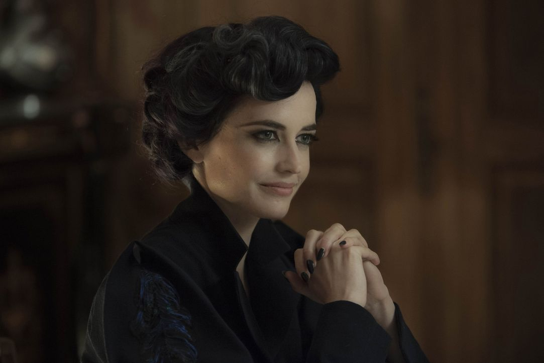 Miss Peregrine (Eva Green) - Bildquelle: Leah Gallo 2016 Twentieth Century Fox Film Corporation.  All rights reserved./Leah Gallo
