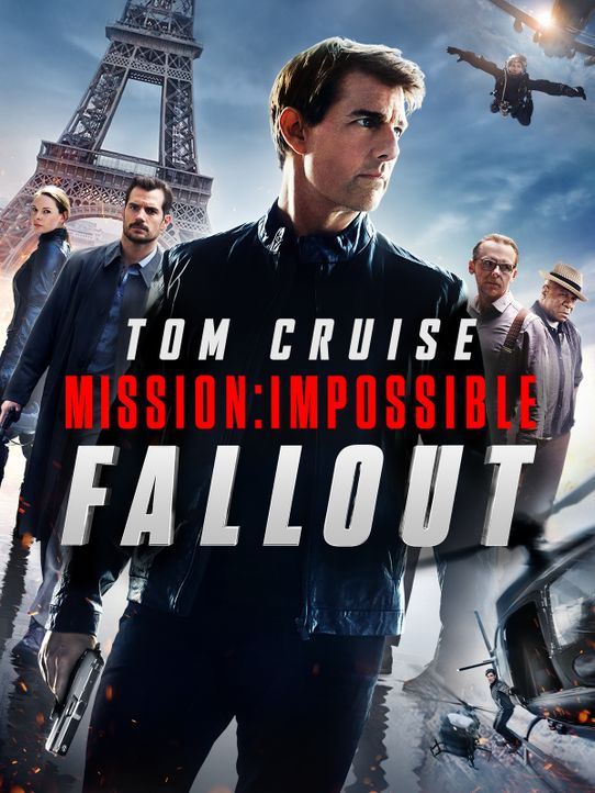 Mission: Impossible - Fallout - Artwork - Bildquelle: 2018 Paramount Pictures. All rights reserved.