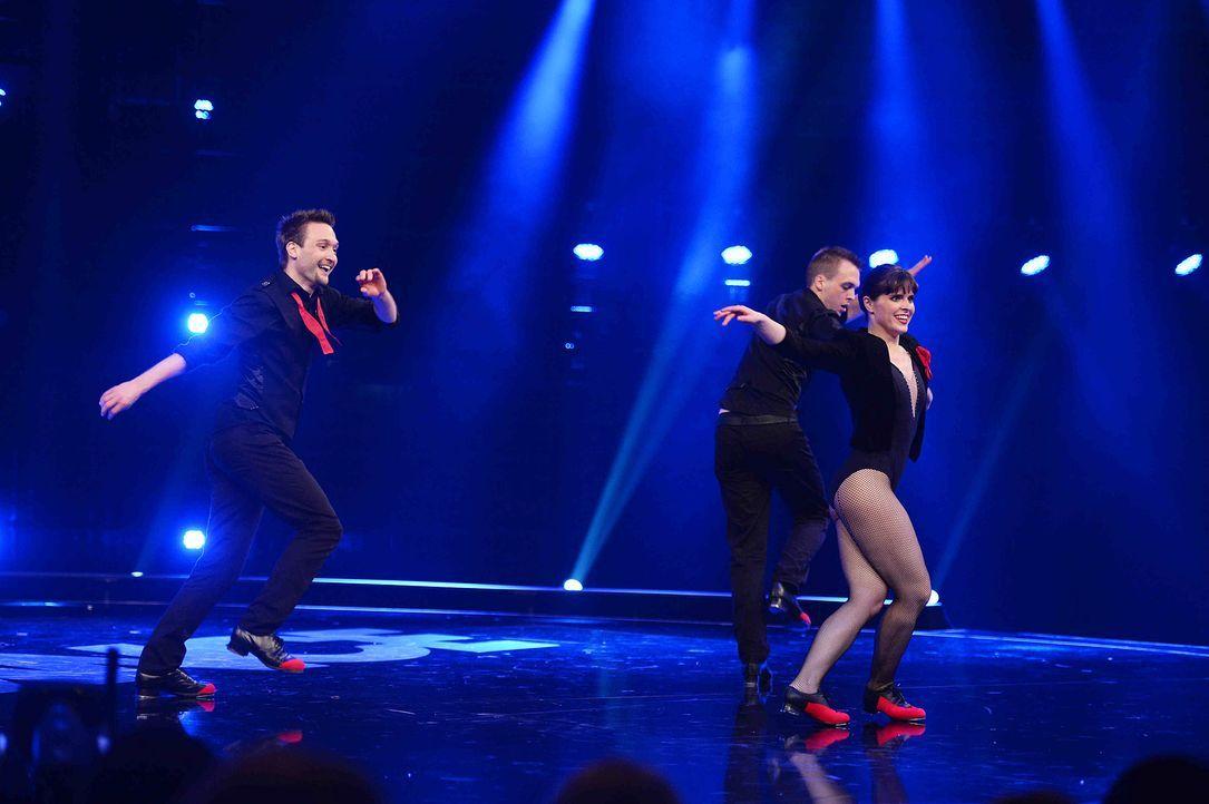 Got-To-Dance-SLYD3-03-SAT1-ProSieben-Willi-Weber - Bildquelle: SAT.1/ProSieben/Willi Weber