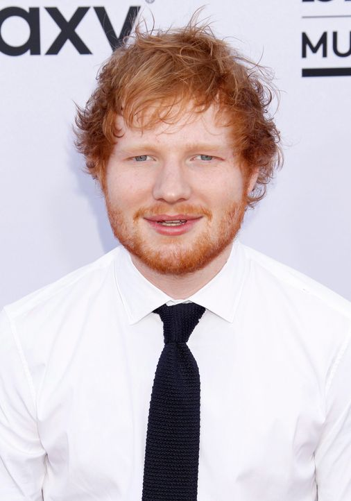 Billboard-Awards-150517-Ed-Sheeran-12-dpa - Bildquelle: dpa