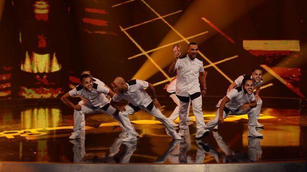 Majid Got To Dance