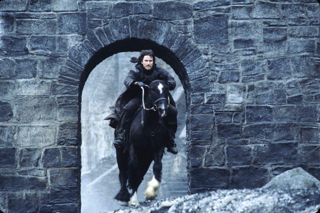 Auf in den Kampf: Quinn (Christian Bale) ... - Bildquelle: Touchstone Pictures und Spyglass Entertainment Group, LP Im Verleih der Buena Vista International