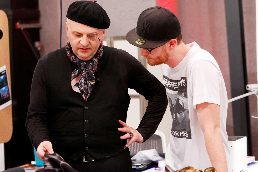 Fashion-Hero-Epi05-Atelier-36-ProSieben-Richard-Huebner - Bildquelle: Richard Huebner