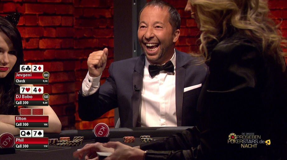 Pokerstars DJ Bobo