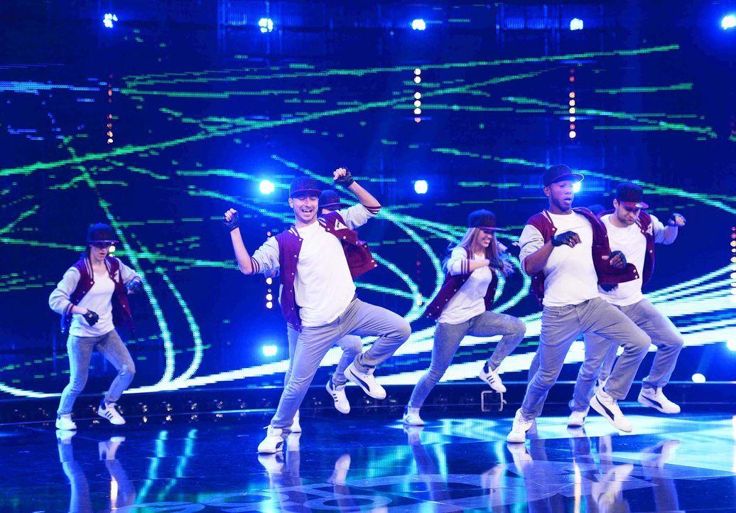 Got-To-Dance-BMB-Crew-05-SAT1-ProSieben-Willi-Weber - Bildquelle: SAT.1/ProSieben/Willi Weber