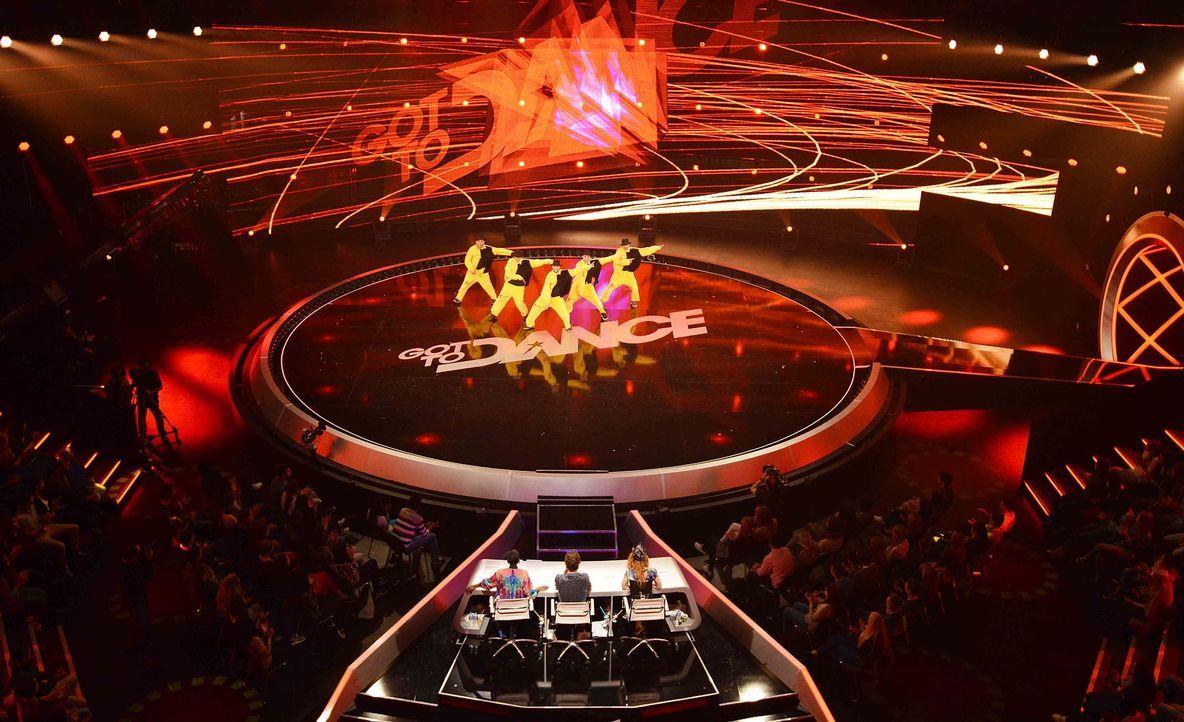 Got-To-Dance-tha-Gipsys-06-SAT1-ProSieben-Willi-Weber - Bildquelle: SAT.1/ProSieben/Willi Weber