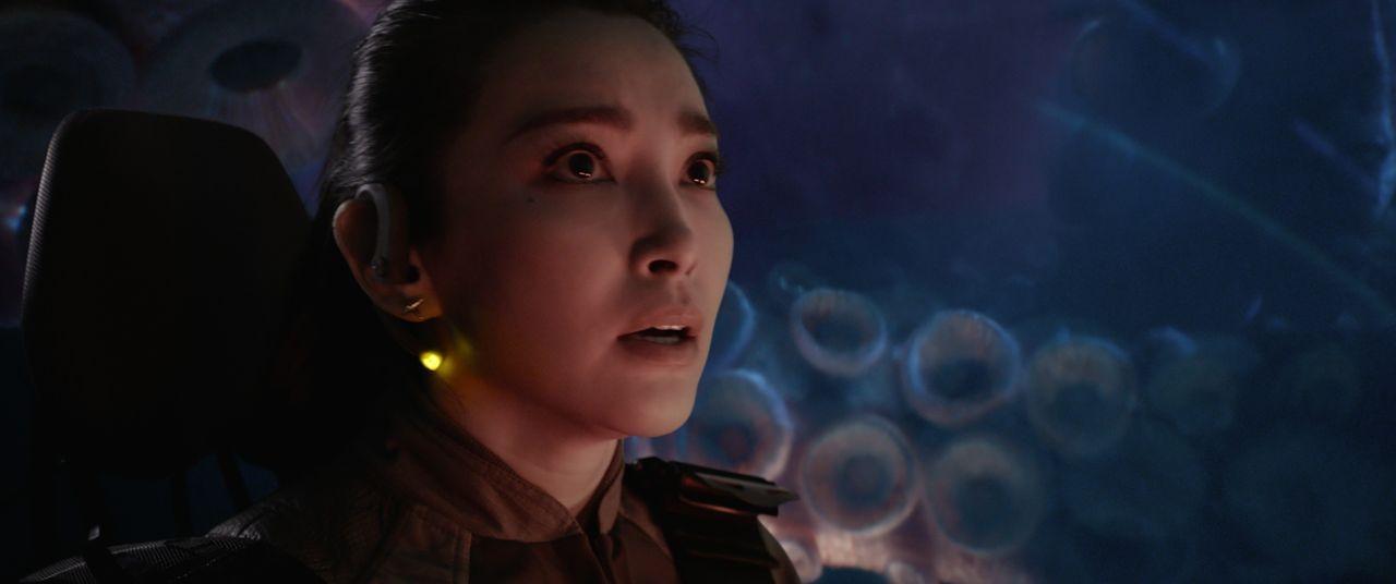 Suyin Zhang (Bingbing Li) - Bildquelle: 2018 Warner Bros. Entertainment Inc. All Rights Reserved.